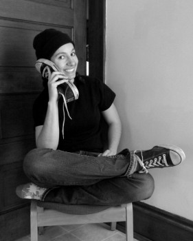 Maria Jantz will fill former editor Reuben's shoes. Photo by Kate Yoder