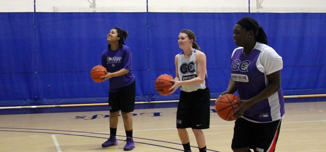 Sophomore Trio is Force on the Court