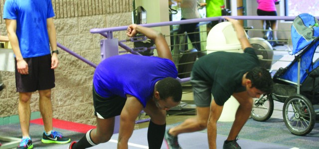 First-Years on Track Team Aiming for Nationals