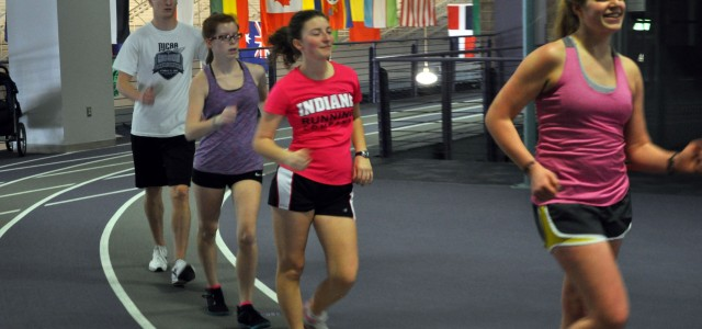 Four Goshen College Race Walkers Book Their Positions for Nationals