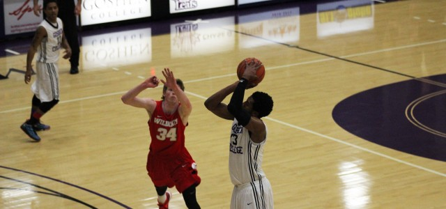 Painting by Numbers: Math Changes the Picture of the GC Basketball Season