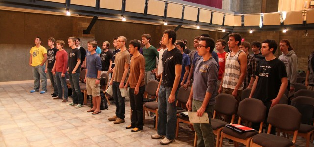 Ten Years of Venus and Mars: GC Men and Women Celebrate Anniversary with Winter Concert