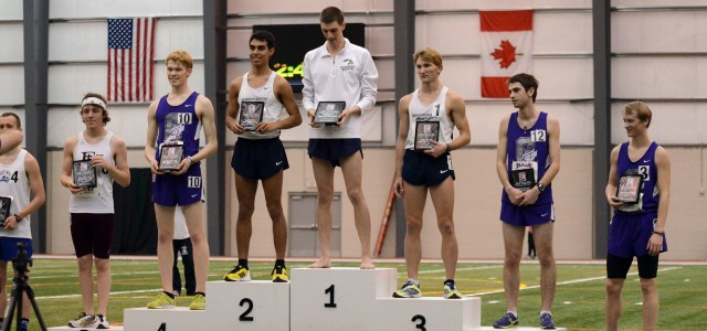 Race Walkers Bring Home All-American Honors