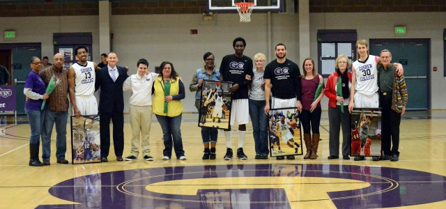 Four seniors end four years of GC men's ball