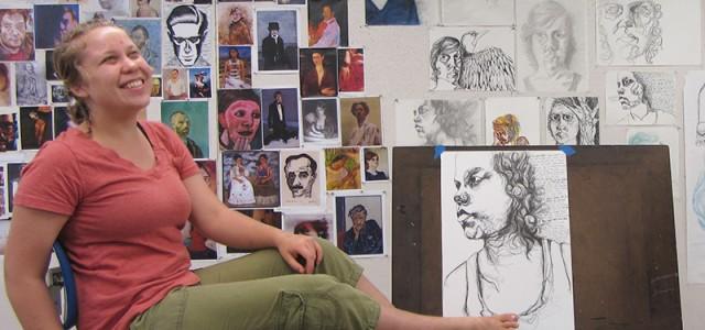 Artist Corner: Ida Short