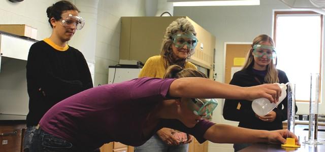 Goshen Women Take On The Sciences