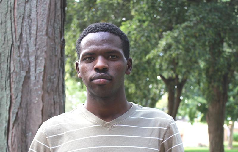 Portrait of Moses Kaelo