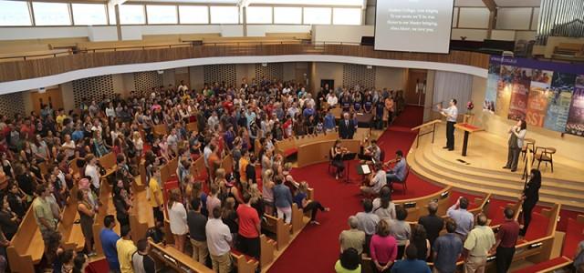 New Focus In Convo/Chapels