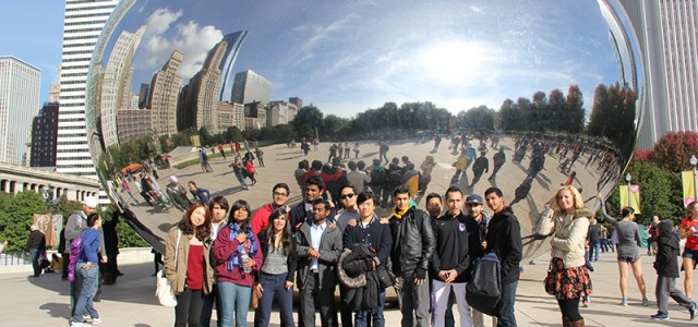 International Student Club Tours Chicago