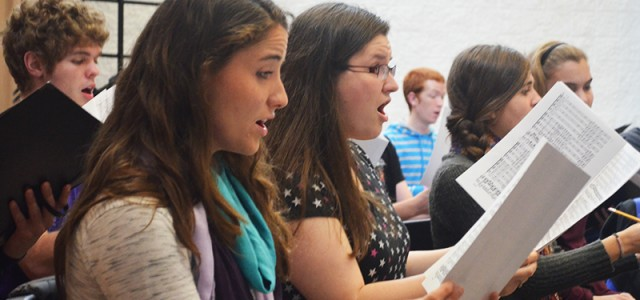 Choirs Performing 40-Part Choral Arrangement For 40th Anniversary