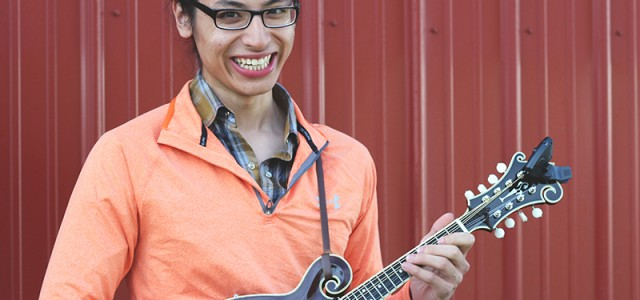 Mandolin Champion At Goshen College