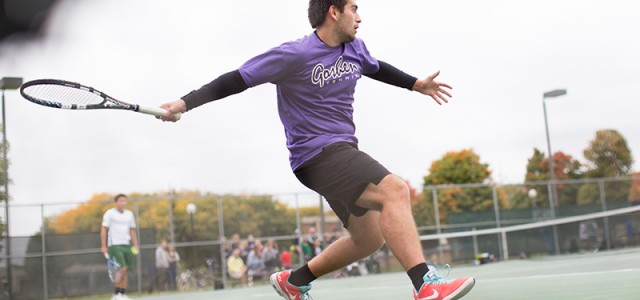 Men's Tennis Scrape Win In First Tournament Match