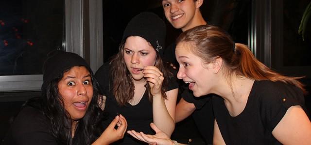 Halloween Hits Goshen College