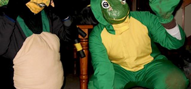 Merry Lea Presents Alternative Halloween