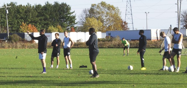 New Coach Gives New Perspective, Shifts Focus For Men's Soccer Team