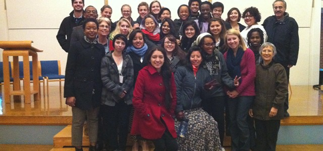 Goshen Students Attend Diversity Conference