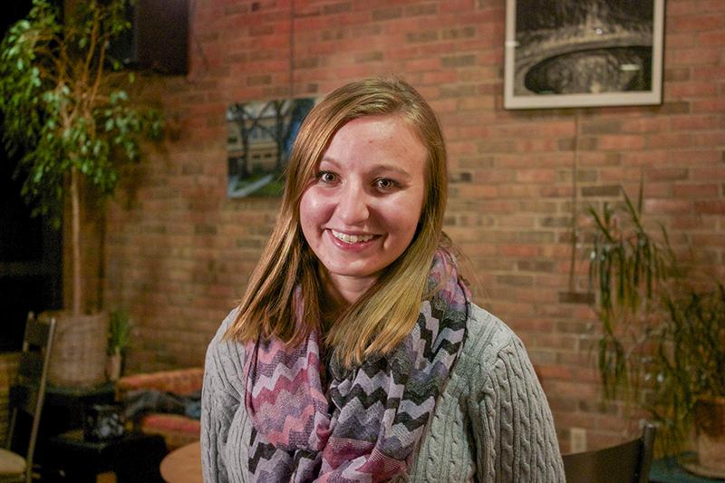 Headshot of Kayla Riportella
