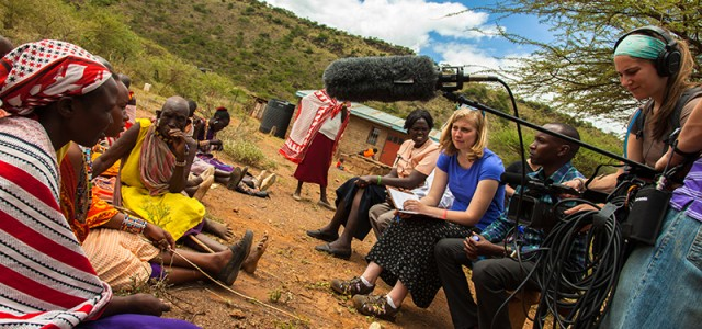 Telling The Story: Kenya May Term Group To Debut Two Documentaries