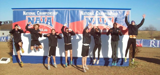 Cross Country Finishes Season In Historic Meet