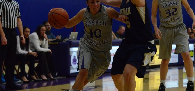 Women's basketball falls to Huntington