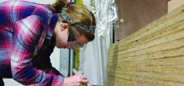 Service Club partners with local Habitat for Humanity