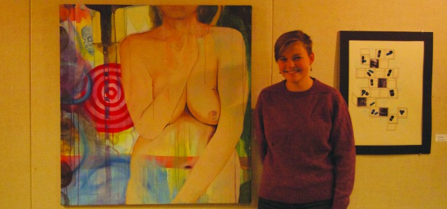 Art exhibit continues for another month