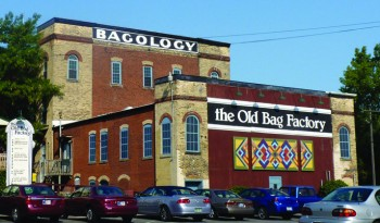The Old Bag Factory is home to many unique retail shops and is a prime shopping spot over spring break.