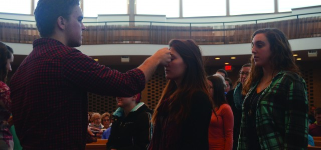 Ash Wednesday and Revive Indiana