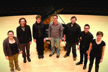 Concerto-Aria 2015 finalists will perform on Saturday, February 7th, in Sauder Hall.