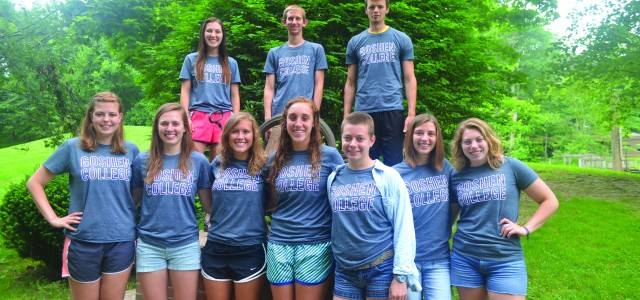 Summer camps recruit GC students
