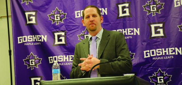 Goshen College names new athletic director