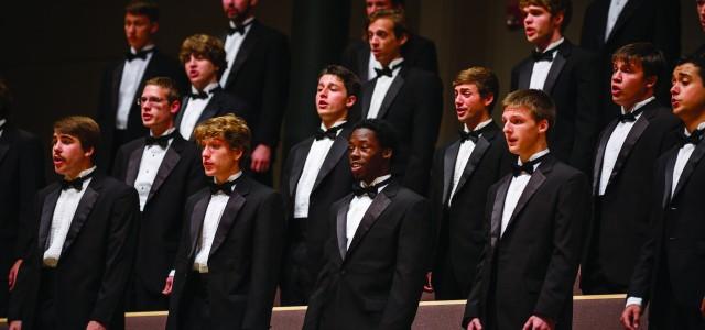 Men's chorus announce 2015 tour