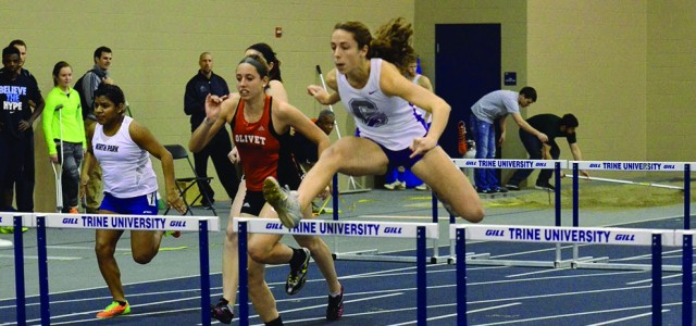 Track team sets new records