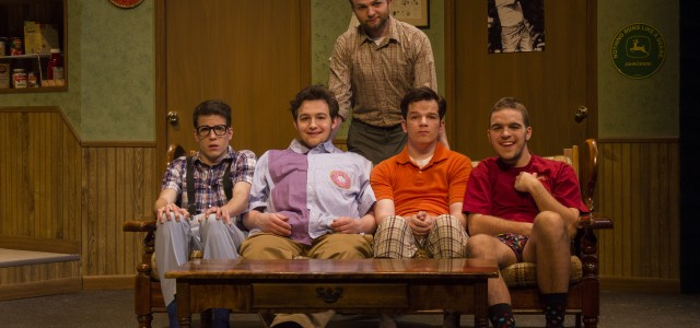 Spring Mainstage: The Boys Next Door opens doors this weekend