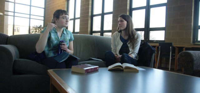 What does Catholicism look like at Goshen College?
