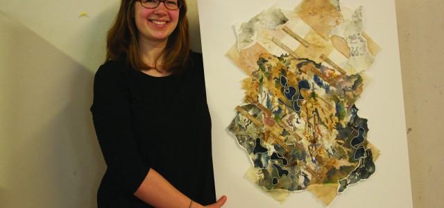 Artist's Corner: Kate Yoder
