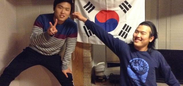 International Spotlight: Chris and Alex Moon