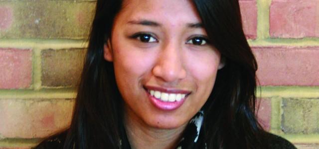 International Spotlight: Ashika Thanju