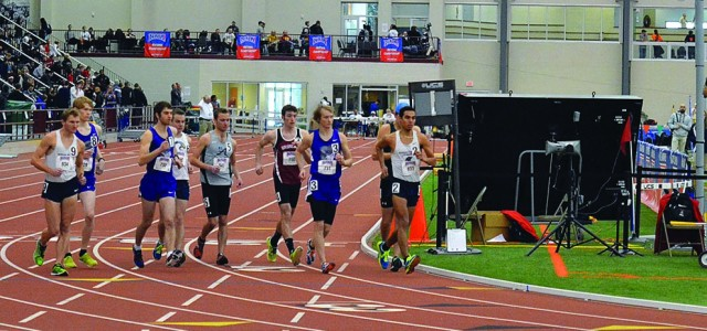 Track results: Indoor Nationals