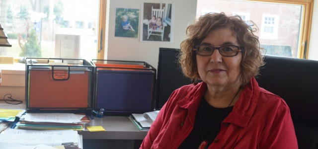 Anita Stalter retires as dean