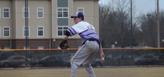 Baseball falls to Robert Morris