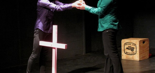 Play will shed light on domestic violence