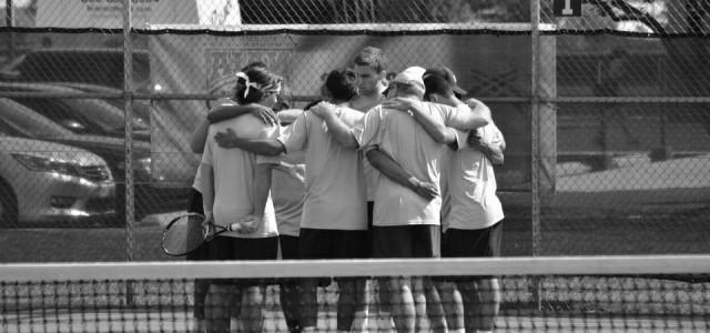 Men's tennis team will host Indiana Tech next week