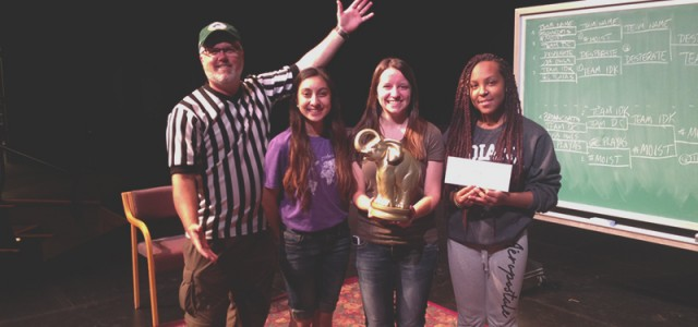 GC Players host charades tournament