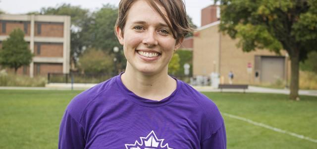 Student Spotlight: Irene Schmid