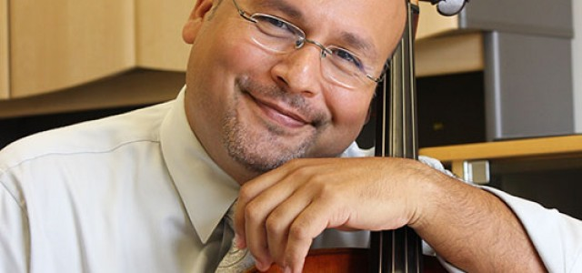 New associate professor of music finds sense of home