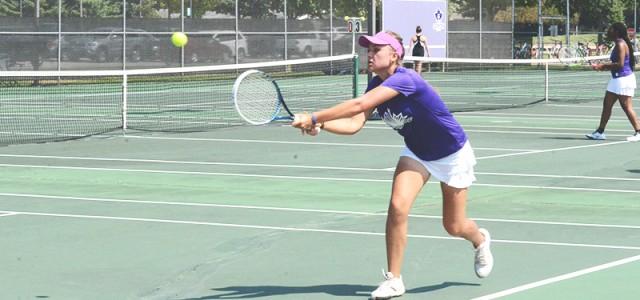 Women's tennis drops two