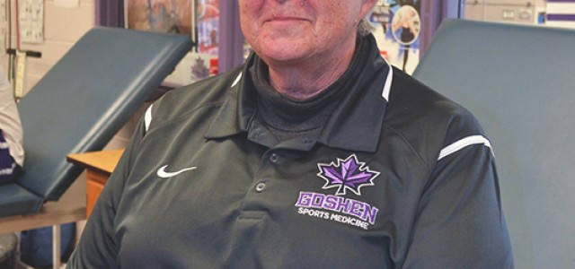 Beloved athletic trainer to retire