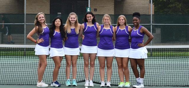 Women's tennis season review