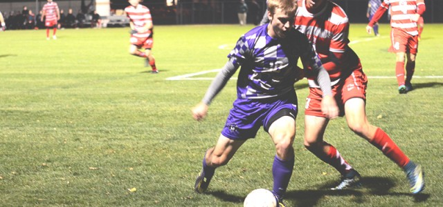 Men's soccer season concludes with IWU